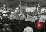 Image of H Bomb protest Tokyo Japan, 1957, second 36 stock footage video 65675061325
