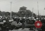 Image of H Bomb protest Tokyo Japan, 1957, second 45 stock footage video 65675061325