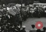 Image of H Bomb protest Tokyo Japan, 1957, second 51 stock footage video 65675061325