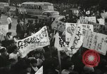 Image of H Bomb protest Tokyo Japan, 1957, second 54 stock footage video 65675061325