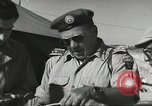 Image of United Nations troops Israel, 1957, second 16 stock footage video 65675061331