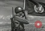 Image of United Nations troops Israel, 1957, second 32 stock footage video 65675061331