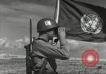 Image of United Nations troops Israel, 1957, second 33 stock footage video 65675061331
