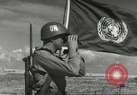 Image of United Nations troops Israel, 1957, second 34 stock footage video 65675061331