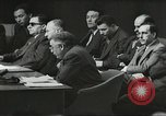 Image of United Nations Security Council and Jewish Agency for Palestine Lake Success New York United states USA, 1947, second 3 stock footage video 65675061334