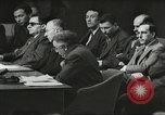 Image of United Nations Security Council and Jewish Agency for Palestine Lake Success New York United states USA, 1947, second 4 stock footage video 65675061334