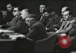 Image of United Nations Security Council and Jewish Agency for Palestine Lake Success New York United states USA, 1947, second 7 stock footage video 65675061334