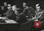 Image of United Nations Security Council and Jewish Agency for Palestine Lake Success New York United states USA, 1947, second 8 stock footage video 65675061334