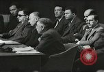 Image of United Nations Security Council and Jewish Agency for Palestine Lake Success New York United states USA, 1947, second 10 stock footage video 65675061334