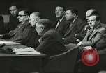 Image of United Nations Security Council and Jewish Agency for Palestine Lake Success New York United states USA, 1947, second 11 stock footage video 65675061334