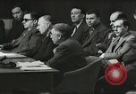 Image of United Nations Security Council and Jewish Agency for Palestine Lake Success New York United states USA, 1947, second 12 stock footage video 65675061334