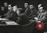 Image of United Nations Security Council and Jewish Agency for Palestine Lake Success New York United states USA, 1947, second 14 stock footage video 65675061334