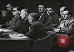 Image of United Nations Security Council and Jewish Agency for Palestine Lake Success New York United states USA, 1947, second 15 stock footage video 65675061334