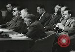 Image of United Nations Security Council and Jewish Agency for Palestine Lake Success New York United states USA, 1947, second 18 stock footage video 65675061334