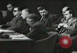 Image of United Nations Security Council and Jewish Agency for Palestine Lake Success New York United states USA, 1947, second 19 stock footage video 65675061334