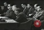 Image of United Nations Security Council and Jewish Agency for Palestine Lake Success New York United states USA, 1947, second 22 stock footage video 65675061334