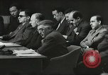 Image of United Nations Security Council and Jewish Agency for Palestine Lake Success New York United states USA, 1947, second 24 stock footage video 65675061334