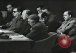 Image of United Nations Security Council and Jewish Agency for Palestine Lake Success New York United states USA, 1947, second 26 stock footage video 65675061334