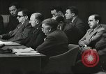 Image of United Nations Security Council and Jewish Agency for Palestine Lake Success New York United states USA, 1947, second 27 stock footage video 65675061334