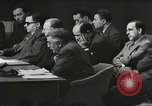 Image of United Nations Security Council and Jewish Agency for Palestine Lake Success New York United states USA, 1947, second 28 stock footage video 65675061334