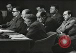 Image of United Nations Security Council and Jewish Agency for Palestine Lake Success New York United states USA, 1947, second 30 stock footage video 65675061334