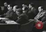 Image of United Nations Security Council and Jewish Agency for Palestine Lake Success New York United states USA, 1947, second 31 stock footage video 65675061334