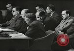 Image of United Nations Security Council and Jewish Agency for Palestine Lake Success New York United states USA, 1947, second 32 stock footage video 65675061334