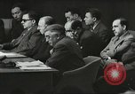 Image of United Nations Security Council and Jewish Agency for Palestine Lake Success New York United states USA, 1947, second 33 stock footage video 65675061334
