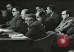 Image of United Nations Security Council and Jewish Agency for Palestine Lake Success New York United states USA, 1947, second 34 stock footage video 65675061334