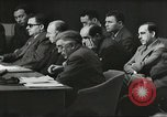 Image of United Nations Security Council and Jewish Agency for Palestine Lake Success New York United states USA, 1947, second 36 stock footage video 65675061334