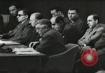 Image of United Nations Security Council and Jewish Agency for Palestine Lake Success New York United states USA, 1947, second 37 stock footage video 65675061334