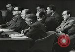 Image of United Nations Security Council and Jewish Agency for Palestine Lake Success New York United states USA, 1947, second 38 stock footage video 65675061334