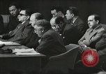 Image of United Nations Security Council and Jewish Agency for Palestine Lake Success New York United states USA, 1947, second 40 stock footage video 65675061334