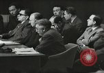 Image of United Nations Security Council and Jewish Agency for Palestine Lake Success New York United states USA, 1947, second 41 stock footage video 65675061334