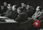 Image of United Nations Security Council and Jewish Agency for Palestine Lake Success New York United states USA, 1947, second 42 stock footage video 65675061334