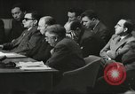 Image of United Nations Security Council and Jewish Agency for Palestine Lake Success New York United states USA, 1947, second 44 stock footage video 65675061334