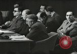 Image of United Nations Security Council and Jewish Agency for Palestine Lake Success New York United states USA, 1947, second 46 stock footage video 65675061334