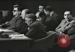 Image of United Nations Security Council and Jewish Agency for Palestine Lake Success New York United states USA, 1947, second 47 stock footage video 65675061334