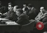 Image of United Nations Security Council and Jewish Agency for Palestine Lake Success New York United states USA, 1947, second 48 stock footage video 65675061334