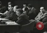Image of United Nations Security Council and Jewish Agency for Palestine Lake Success New York United states USA, 1947, second 49 stock footage video 65675061334