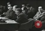 Image of United Nations Security Council and Jewish Agency for Palestine Lake Success New York United states USA, 1947, second 50 stock footage video 65675061334