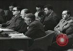 Image of United Nations Security Council and Jewish Agency for Palestine Lake Success New York United states USA, 1947, second 60 stock footage video 65675061334