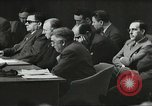 Image of United Nations Security Council and Jewish Agency for Palestine Lake Success New York United states USA, 1947, second 61 stock footage video 65675061334