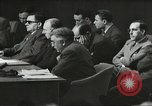 Image of United Nations Security Council and Jewish Agency for Palestine Lake Success New York United states USA, 1947, second 62 stock footage video 65675061334