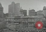 Image of Founding of Israel New York City USA, 1948, second 6 stock footage video 65675061338