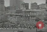 Image of Founding of Israel New York City USA, 1948, second 13 stock footage video 65675061338