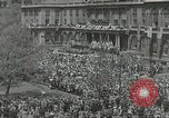 Image of Founding of Israel New York City USA, 1948, second 15 stock footage video 65675061338