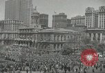 Image of Founding of Israel New York City USA, 1948, second 19 stock footage video 65675061338