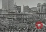 Image of Founding of Israel New York City USA, 1948, second 21 stock footage video 65675061338