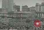 Image of Founding of Israel New York City USA, 1948, second 22 stock footage video 65675061338